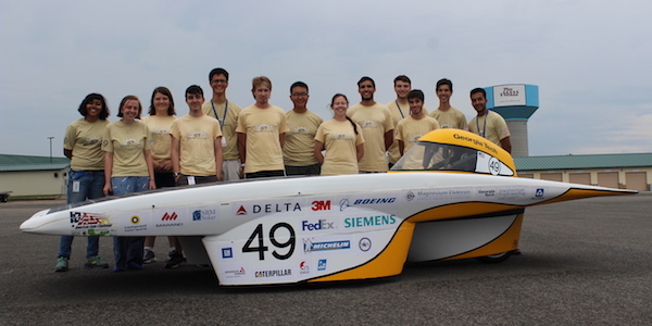 GT Solar Racing